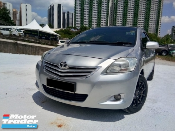 2011 TOYOTA VIOS 1.5 FACELIFT (A) Tip Top,HIgh spe