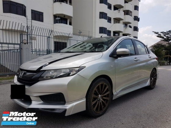 2014 HONDA CITY 1.5S VERY GOOD CONDITION LIKE NEW