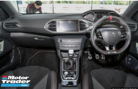 2019 PEUGEOT 308 GTi Sports