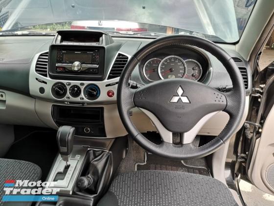 2014 MITSUBISHI TRITON 2.5 VGT 4WD Facelift(A)TipTop