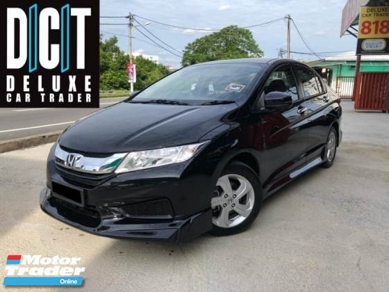 2016 HONDA CITY 1.5E Full Spec Keyless One Owner Nice Condition