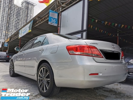 2009 TOYOTA CAMRY 2.0E facelift (A) TRUE YEAR CAN LOAN