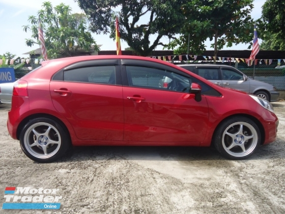 2013 KIA RIO 2013 Kia Rio 1.4(A) SX Full Spec Sunroof n Keyless