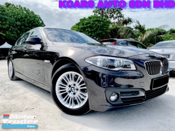 2015 BMW 5 SERIES 520D LCI FREE WARRANTY FREE COATING