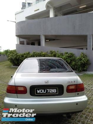 1995 HONDA CIVIC 1.6EFI (A)