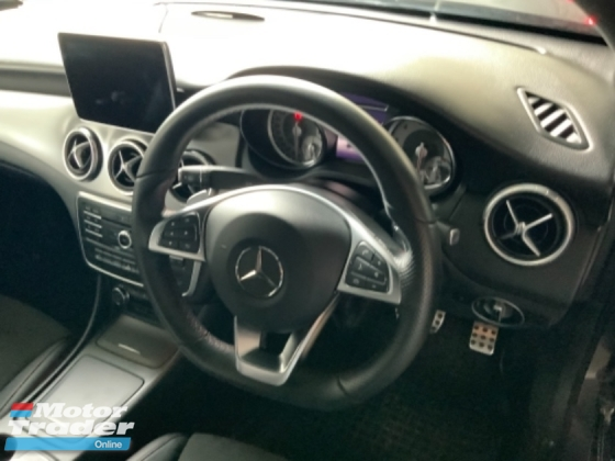 2016 MERCEDES-BENZ CLA 250 AMG 4matic keyless entry memory seat precrash  system unregistered