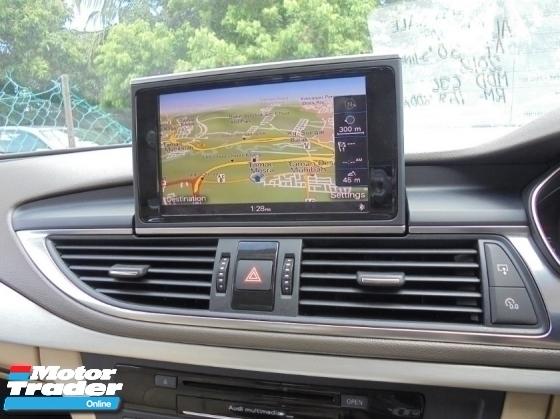 2012 AUDI A7 3.0 TFSI Quattro S-Line NAVI Powerboot Luxury LikeNEW