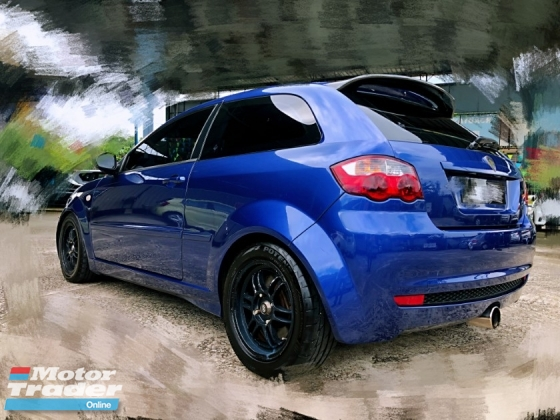 2007 PROTON SATRIA NEO 1.6AT RALLY ART EDITION