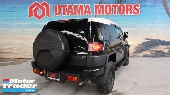 2014 TOYOTA FJ CRUISER 4.0 4WD A TRAC CONTROL DISCOUNT UP TO 70K MERDEKA SALE