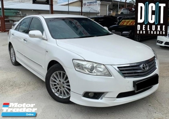2012 TOYOTA CAMRY 2.0G (AT) G PREMIUM HIGH SPEC LOW MILEAGE ONE OWNER TIPTOP CONDITION LIKE NEW CAR