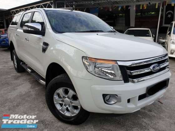 2015 FORD RANGER FORD RANGER 2.2 XLT 4X4 TURBOCHARGED DIESEL