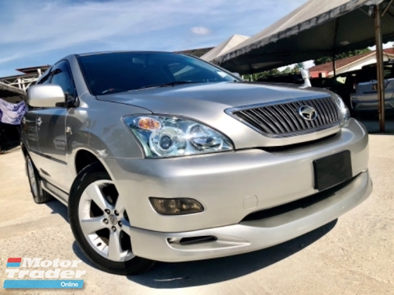 2006 TOYOTA HARRIER 3.0L (A) PREMIUM L LIMITED FULL SPEC