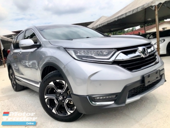 2018 HONDA CR-V 4WD 1.5 TC (A) mileage 10km UNDER WARRANTY HONDA