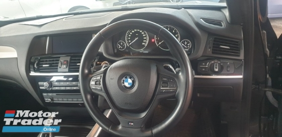 2016 BMW X4 M SPORT TWIN TURBO CHARGES NO HIDDEN CHARGES