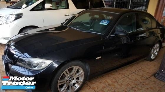2007 BMW 3 SERIES 320I M-SPORT