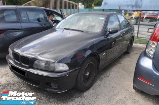 2002 BMW 5 SERIES 2.5 AUTO DOUBLE VANOS