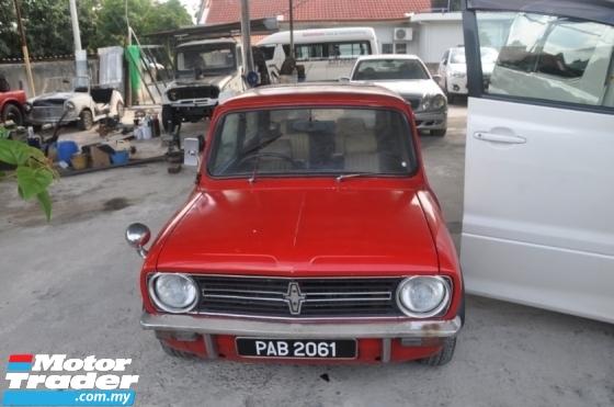 1978 MINI Cooper 1.0