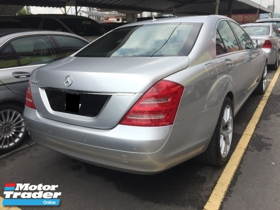 2006 MERCEDES-BENZ S-CLASS S350 Japan Spec Registered 2009