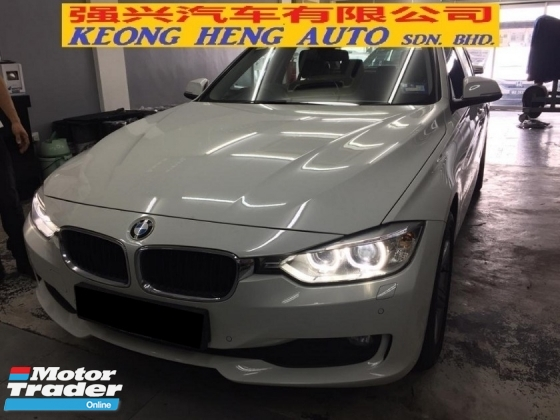 2014 BMW 3 SERIES 316I 57K FS Actual Year Make