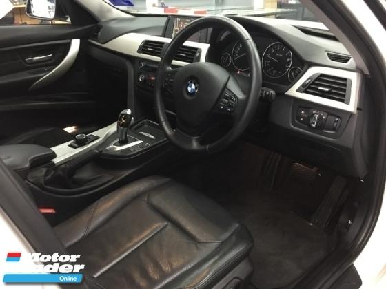 2014 BMW 3 SERIES 316I 57K FS Actual Year Make