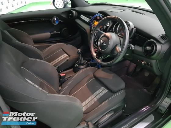 2014 MINI Cooper TWIN TURBO 1.5 (MANUAL)