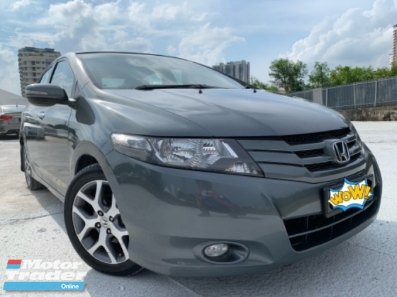 2010 HONDA CITY 1.5 (A) E Spec Paddle Shift Full Spec