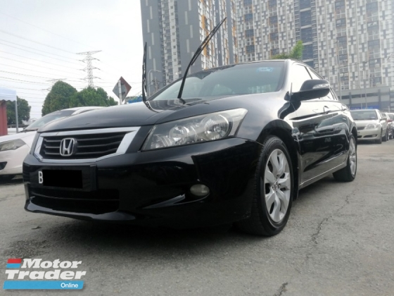 2010 HONDA ACCORD 2.4 VTi-L (A) HIGH LOAN AVAILABLE ** SPECIAL PROMOTION ** EXCELLENT CONDITION **