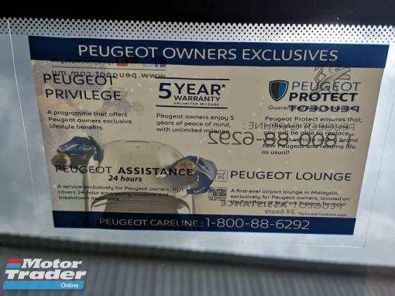 2017 PEUGEOT 508 1.6 (A) THP FACELIFT DEMO UNIT