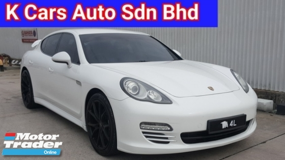 2014 PORSCHE PANAMERA 4 (CBU) Facelift 3.6 V6 7 Speed Go With VVIP Plate Number 4 Free 2 Years Warranty Excellent Condition Confirm Accident Free No Repair Need Worth Buy