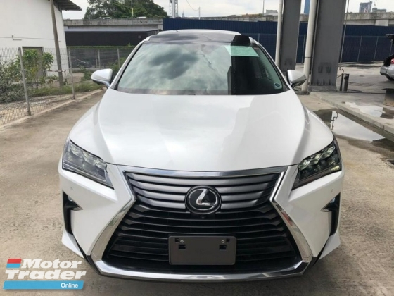 2015 LEXUS RX RX200T VERSION L,PANAROMIC ROOF/4 CAMERA