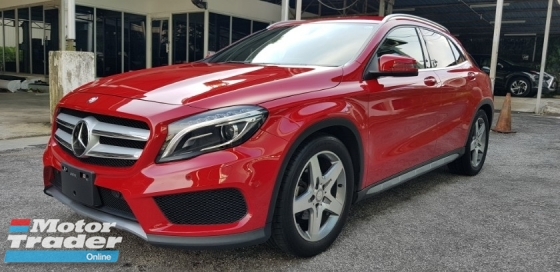 2017 MERCEDES-BENZ CLA GLA180 AMG STOCK CLEARANCE
