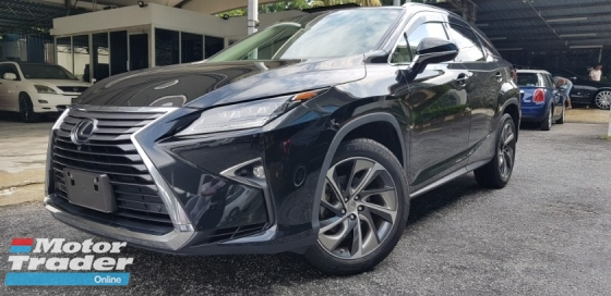 2016 LEXUS RX RX200T VERSION L~SUN ROOF~