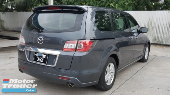 2012 MAZDA 8 2.3 (A) (CBU) Facelift Luxury MPV Power Door Sunroof Pilot Seat Power Boot Super Condition Worth Buy