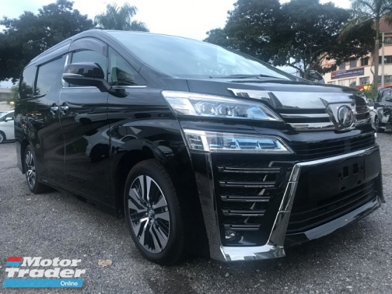 2018 TOYOTA VELLFIRE 2.5 ZG Edition NEW FACELIFT LIKE NEW CAR CONDITION LOWEST PRICE OFFER CALL ME FORE MORE INFO
