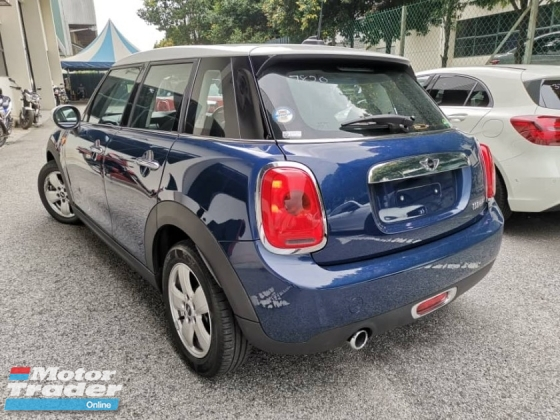 2016 MINI Cooper 2016 Mini Cooper 1.5 Turbo 4 Door Japan Spec Unregister for sale