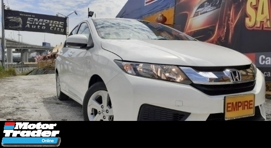 2017 HONDA CITY S+ 1.5 (A) I-VTEC !! MILEAGE DONE ONLY 45, 599 KM !! FULL SERVICE RECORD BY HONDA !! UNDER WARRANTY UNTILL 2021 !! NEW FACELIFT !! PREMIUM FULL SPECS !! ( VX 9435 ) 1 CAREFUL OWNER !!