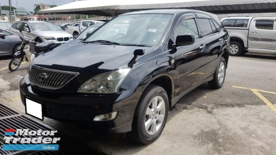 2011 TOYOTA HARRIER 2.4 VVTI (A) L PACKAGE, REG 2014, ONE CAREFUL OWNER, 1 ELECTRIC SEAT, LOW MILEAGE DONE 73K KM, POWER BOOT, REVERSE CAMERA, 17\