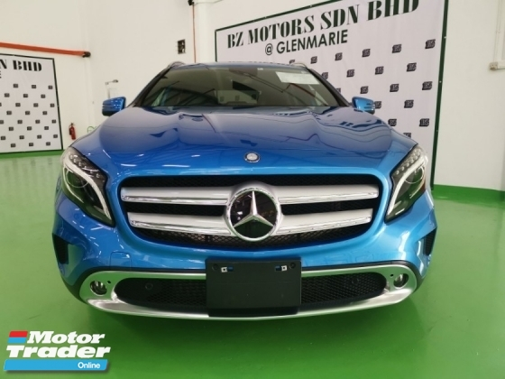2014 MERCEDES-BENZ GLA GLA250 SE 4Matic UNIQUE COLOR JAPAN SPEC UNREG 2.XX% INTEREST