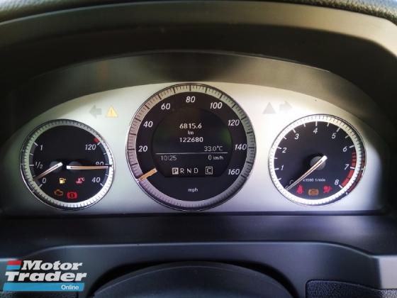 2008 MERCEDES-BENZ C-CLASS C200 AMG