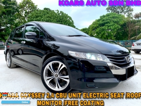 2008 HONDA ODYSSEY ABSOLUTE LUXURY SPORT 7 SEATERS FAMILYCAR FREE COATING