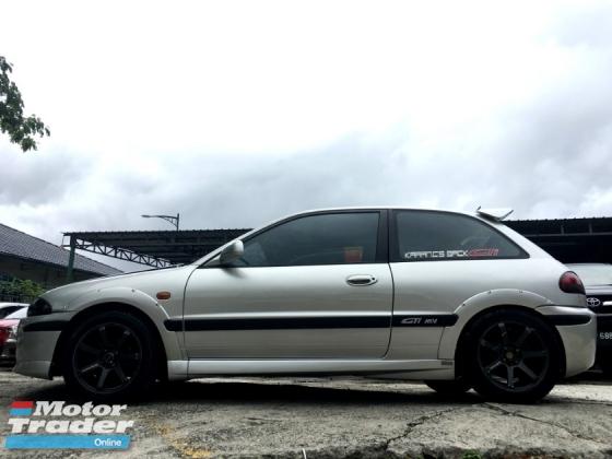 2004 PROTON SATRIA 1.8 GTi (M) Original GTI 100% Accident Free