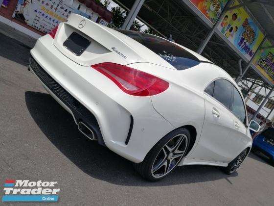 2014 MERCEDES-BENZ CLA 250 AMG Sunroof