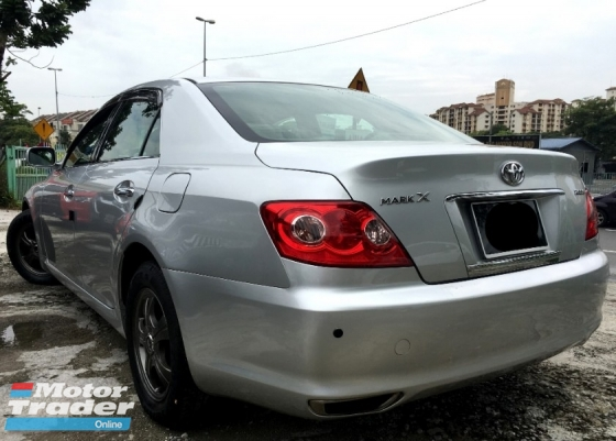2006 TOYOTA MARK X 250G