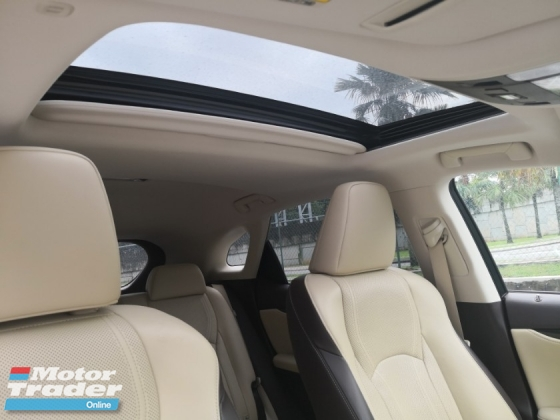 2016 LEXUS RX 200t JAPAN FULL SPECS 5 AA GRADE CAR