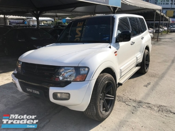 2005 MITSUBISHI PAJERO EXCEED PREMIUM EDITION,TIP TOP CONDITION, WELL MAINTAIN BY PREVIOUS OWNER , LOW MILEAGE , MUST VIEW
