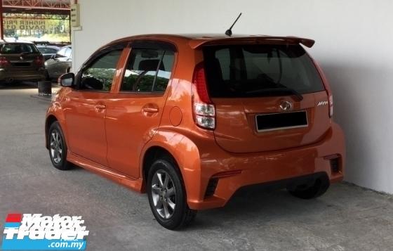 2014 PERODUA MYVI 1.3 (A) EZi Facelift Lagi Best Model