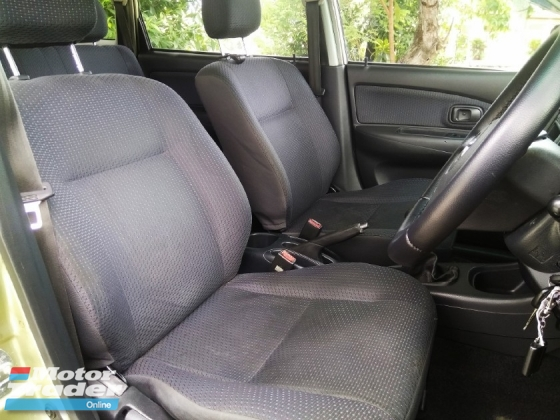 2004 TOYOTA AVANZA 1.3E (M) CAR KING CONDITION