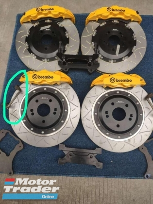 BREMBO BRAKE UPGRADE FOR VARIOUS MODEL PLS CALL FOR MORE INFO