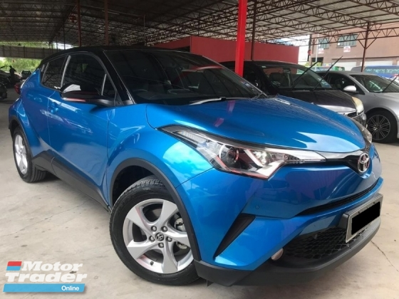 2018 TOYOTA C-HR 1.8L TIP TOP CONDITION LOOK LIKE NEW