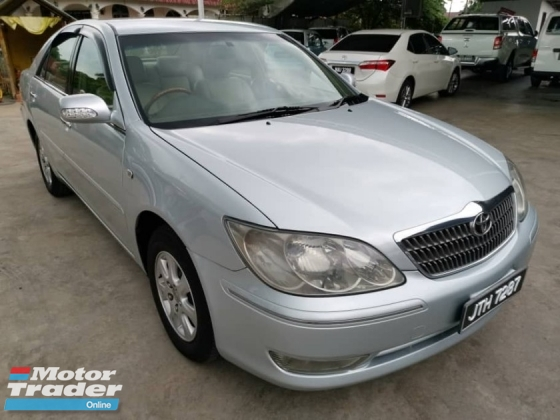 2004 TOYOTA CAMRY 2.4 V (A) - Tip Top Condition